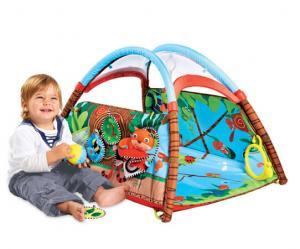Фото       Для малышей, Коврики и столики развивающие  Развивающий коврик Tiny Love