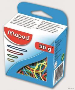 Резинки для денег цветные Maped (разный вес и ЦЕНЫ, см. подробнее)