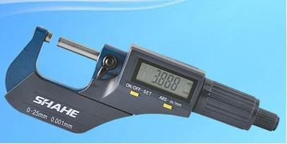Микрометр МКЦ 0-25 цифровой