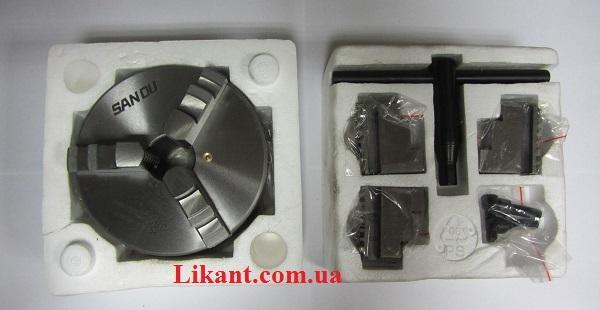 Патрон токарный 3-х кул. 250Мм 7100-0009 Китай