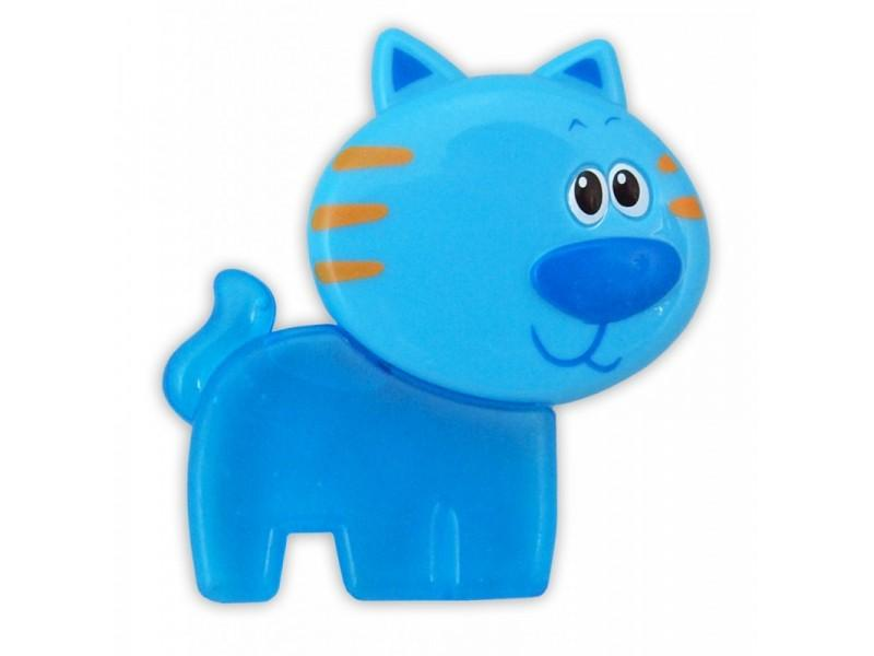 """BABY MIX Прорезыватель для зубов """"Котик"""""""