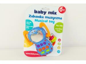 Фото Развивающие  Музыкальный телефон для маленьких Baby Mix