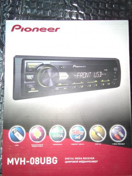 PIONEER DEH 08UBG