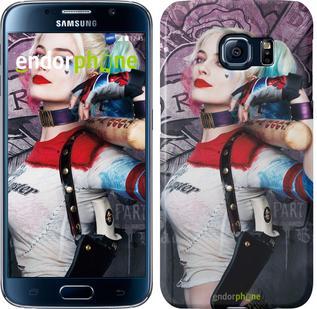 "Чехол на Samsung Galaxy S6 G920 Отряд самоубийц ""3763c-80"""