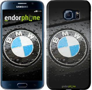 "Чехол на Samsung Galaxy S6 G920 BMW ""845c-80"""