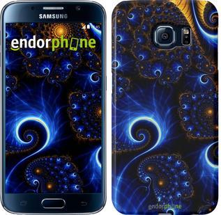 "Чехол на Samsung Galaxy S6 G920 Восток ""2845c-80"""