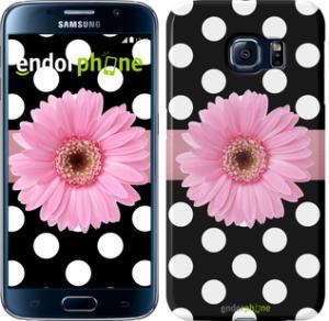 Фото Чехлы для Samsung Galaxy S6 G920 Чехол на Samsung Galaxy S6 G920 Горошек 2