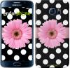 Чехол на Samsung Galaxy S6 G920 Горошек 2