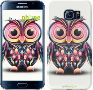 Фото Чехлы для Samsung Galaxy S6 G920 Чехол на Samsung Galaxy S6 G920 Сова v3