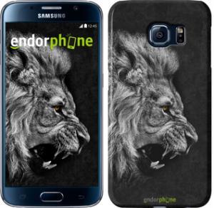 Фото Чехлы для Samsung Galaxy S6 G920 Чехол на Samsung Galaxy S6 G920 Лев