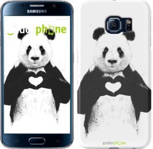 Фото Чехлы для Samsung Galaxy S6 G920 Чехол на Samsung Galaxy S6 G920 All you need is love