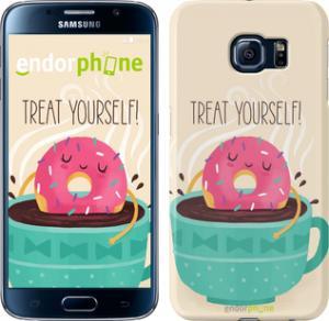 Фото Чехлы для Samsung Galaxy S6 G920 Чехол на Samsung Galaxy S6 G920 Treat Yourself