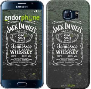 Фото Чехлы для Samsung Galaxy S6 G920 Чехол на Samsung Galaxy S6 G920 Whiskey Jack Daniels