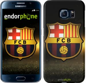 Фото Чехлы для Samsung Galaxy S6 G920 Чехол на Samsung Galaxy S6 G920 ФК Барселона