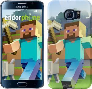 Фото Чехлы для Samsung Galaxy S6 G920 Чехол на Samsung Galaxy S6 G920 Minecraft 4