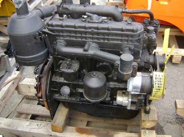 Ремонт двигателя Д-240