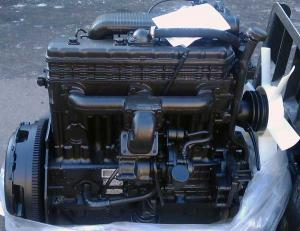 Капитальный ремонт двигателя Д-245