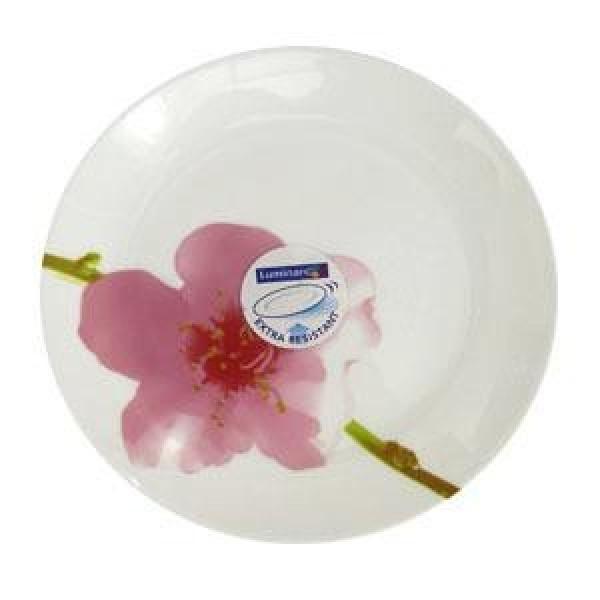 Water color Тарелка десертнаяя круглая 19см Luminarc