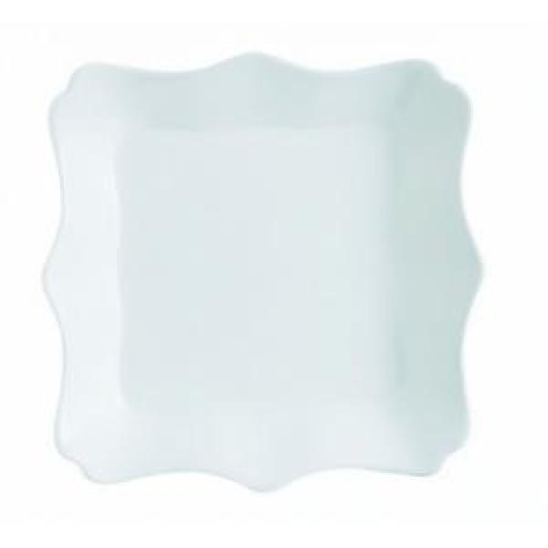 Authentic White.Тарелка глубокая 22,5см Luminarc