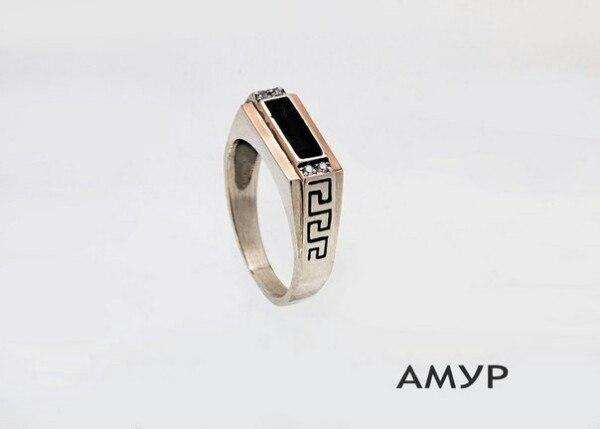 перстень Амур