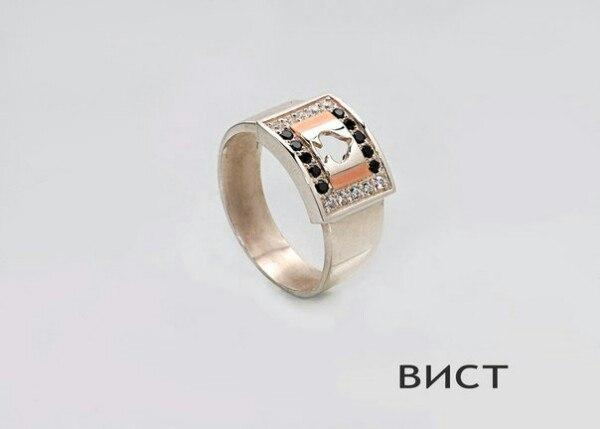 перстень Вист