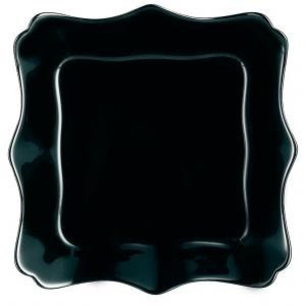 Authentic Black.Тарелка глубокая 22см Luminarc