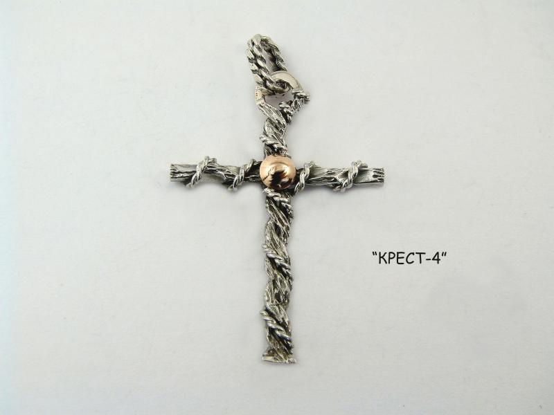 подвес Крест 4