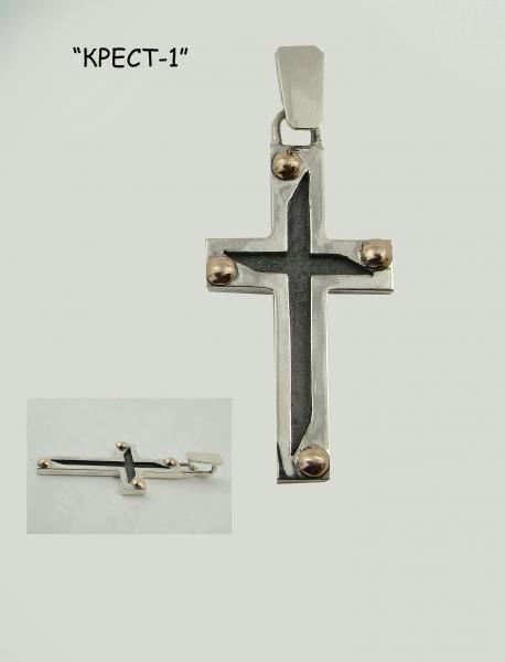 подвес Крест 1