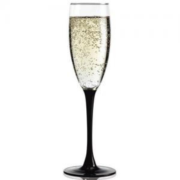 Domino Бокал для шампанского 6шт Luminarc
