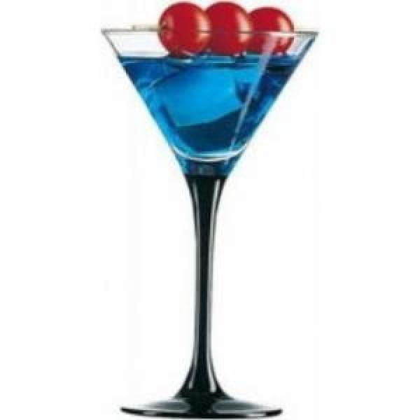 Domino бокалы для мартини Luminarc