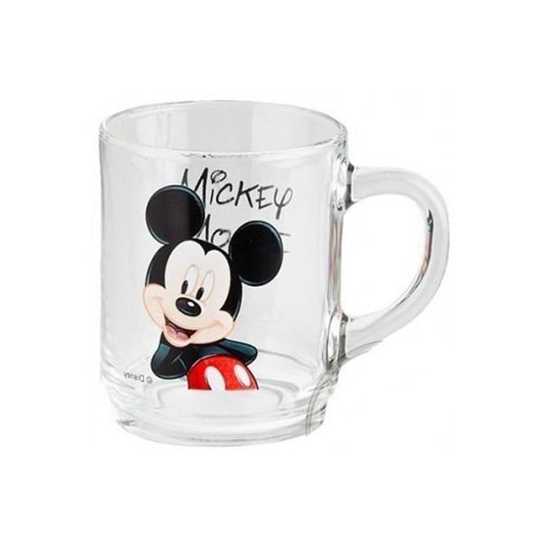 Disney mickey colors детская кружка 250мл Luminarc