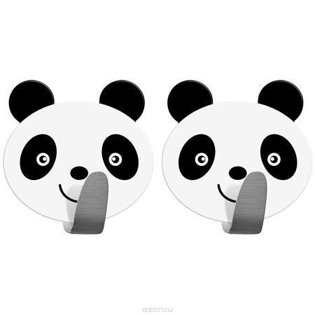 """Крючок Tatkraft """"Panda"""", самоклеющийся"""