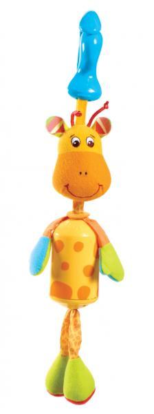 """Подвеска Tiny Love """"Малыш Жираф"""" ветреным колокольчиком"""