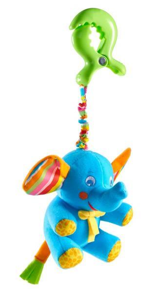 "Погремушка-подвеска Tiny love  ""Слоненок Элли"""