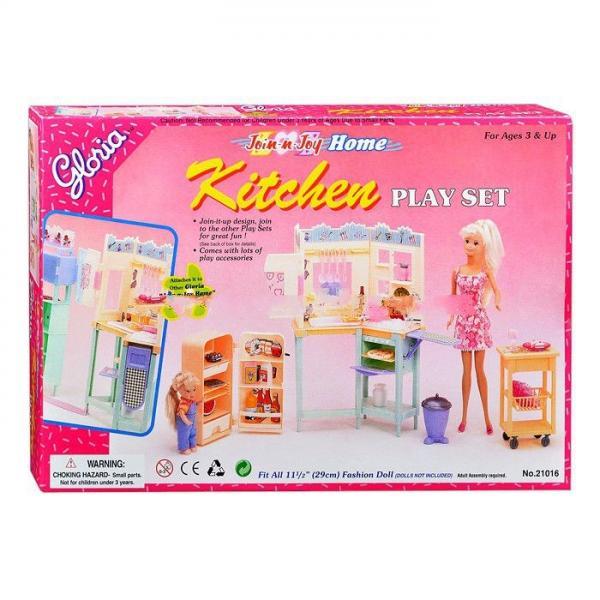 Кухня для кукол Глория