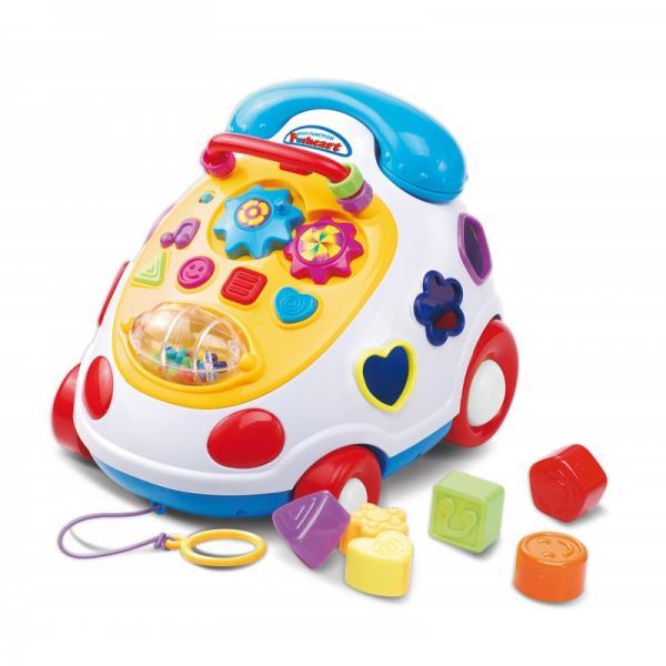 Музыкальный телефон Baby Mix