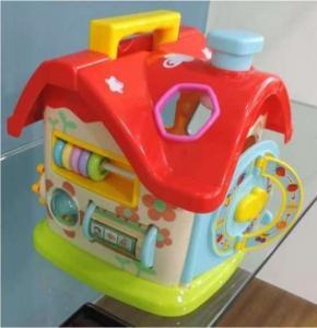 Фото Развивающие  Сортер игрушка Baby Mix Домик