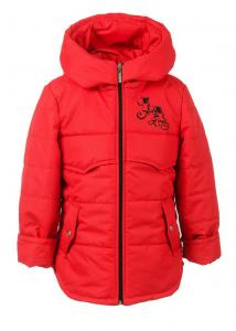 Фото Демисезонная одежда для детей, Куртки и жилетки для девочек Куртка