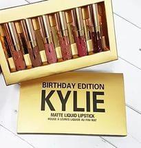 Матовая помада Kylie Birthday Edition 6 шт