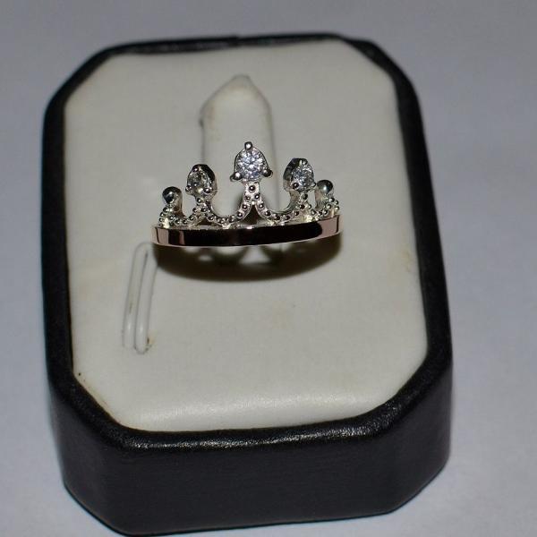 кольцо Корона 013