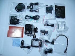 Фото Видеокамеры, экшенкамеры. Экшен камера H9 4K, WiFi
