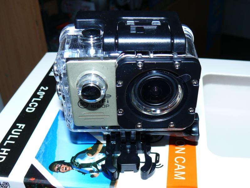 Экшен камера SJ7000, WiF.
