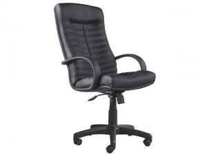 Фото Мебель для офиса (ЦЕНЫ БЕЗ НДС), Кресла, диваны для руководителей, персонала Кресло ОРИОН В пластик (ассорти)