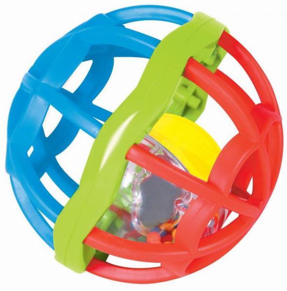Погремушка Baby Mix Мягкий шар