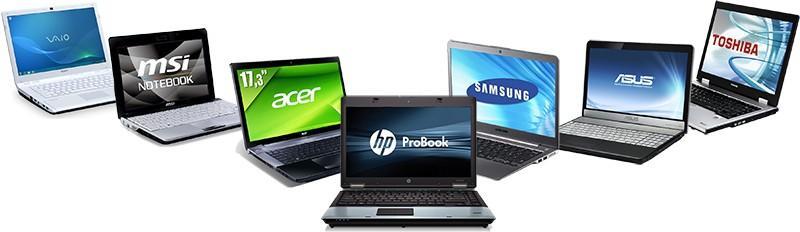 Ноутбуки под заказ от самых разных производителей