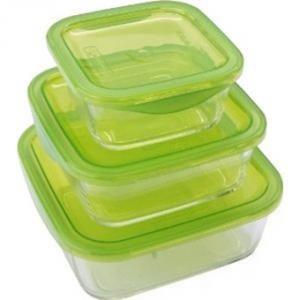 Фото Товары для дома, Посуда Keep`n`Box 3 контейнера пищевых Luminarc