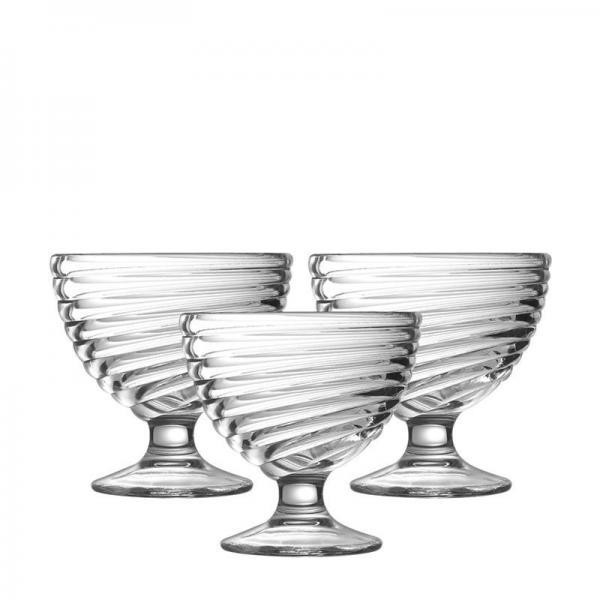 Набор креманок Luminarc Swirl H5068 3 штук
