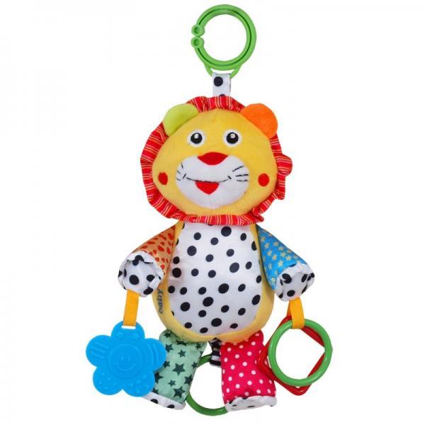 Музыкальная игрушка Baby Mix Лев