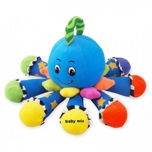 Фото Мягкие игрушки  Плюшевая игрушка Baby Mix  Осьминог