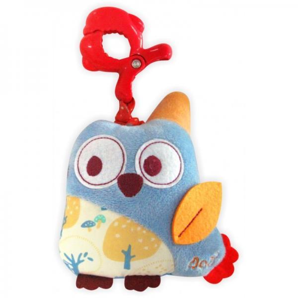 Плюшевая игрушка Baby Mix Сова